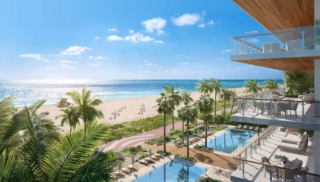 57 Ocean Miami Beach Condo For Sale
