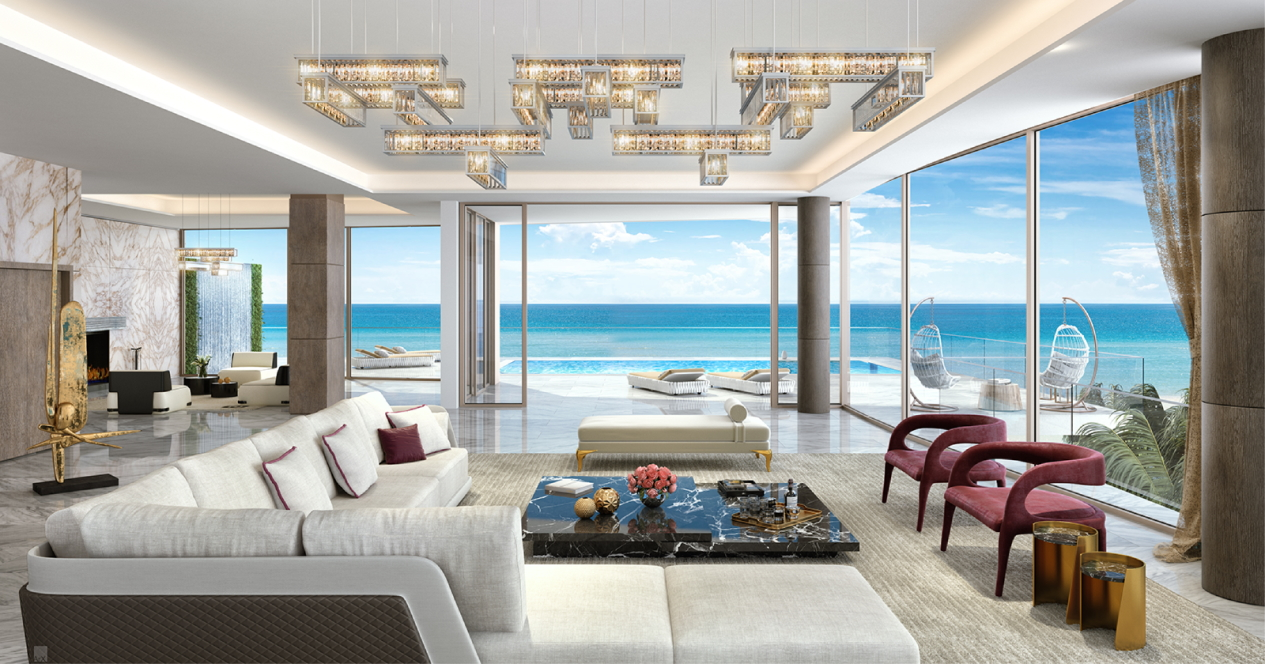 Estates at Acqualina Condo For Sale
