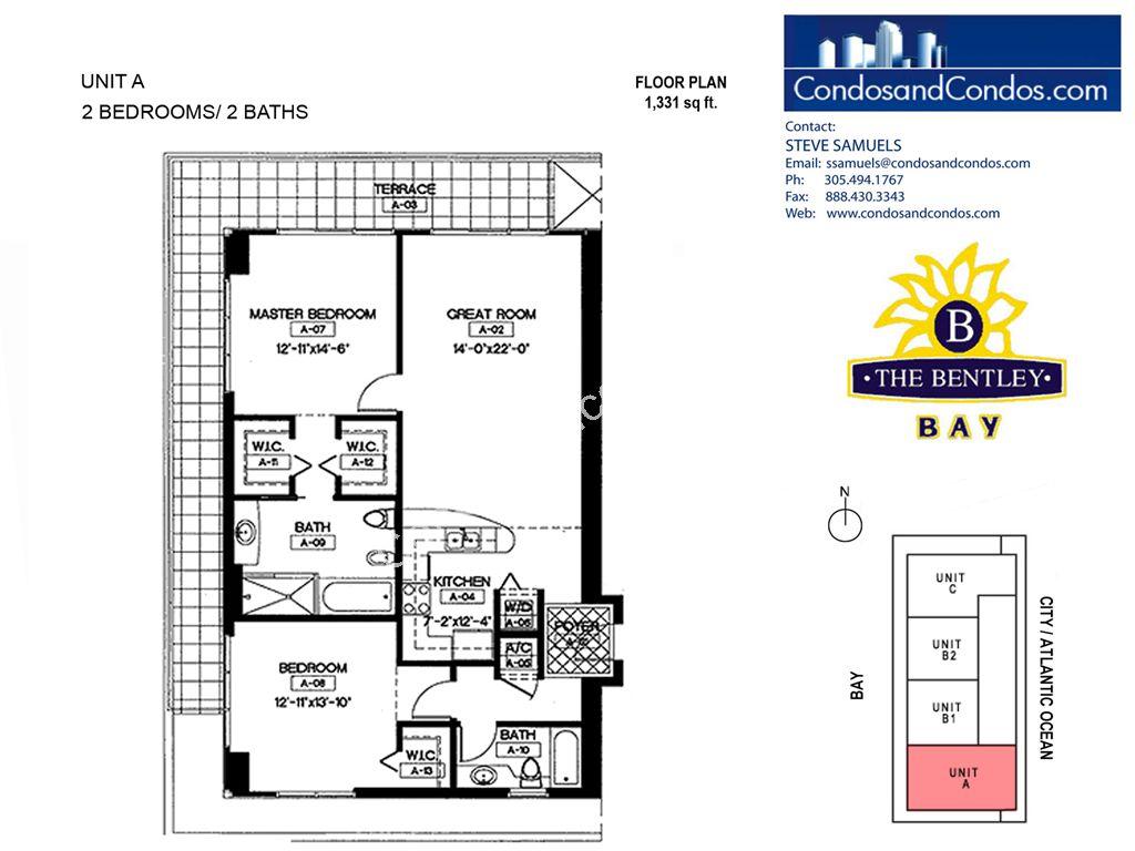 Bentley Bay Condos 520 540 West Ave Miami Beach Florida 33139
