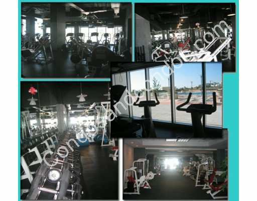 World class fitness center at David Barton Gym