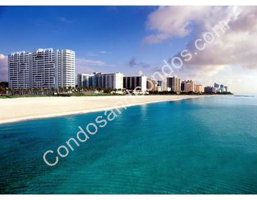 Located oceanfront on pristine Miami Beach
