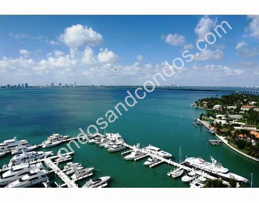 Breathtaking view of Biscayne Bay