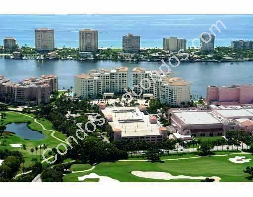 The Mizner Grand on Lake Boca Raton and the Intracoastal
