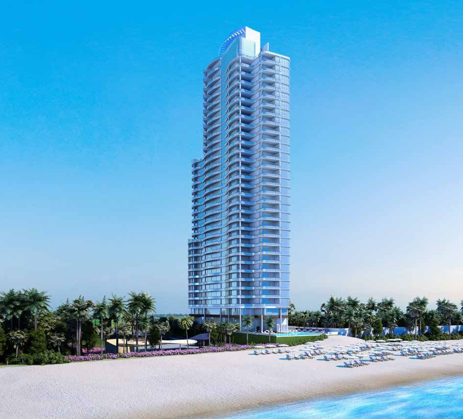 Chateau Beach Residences Condo for Sale