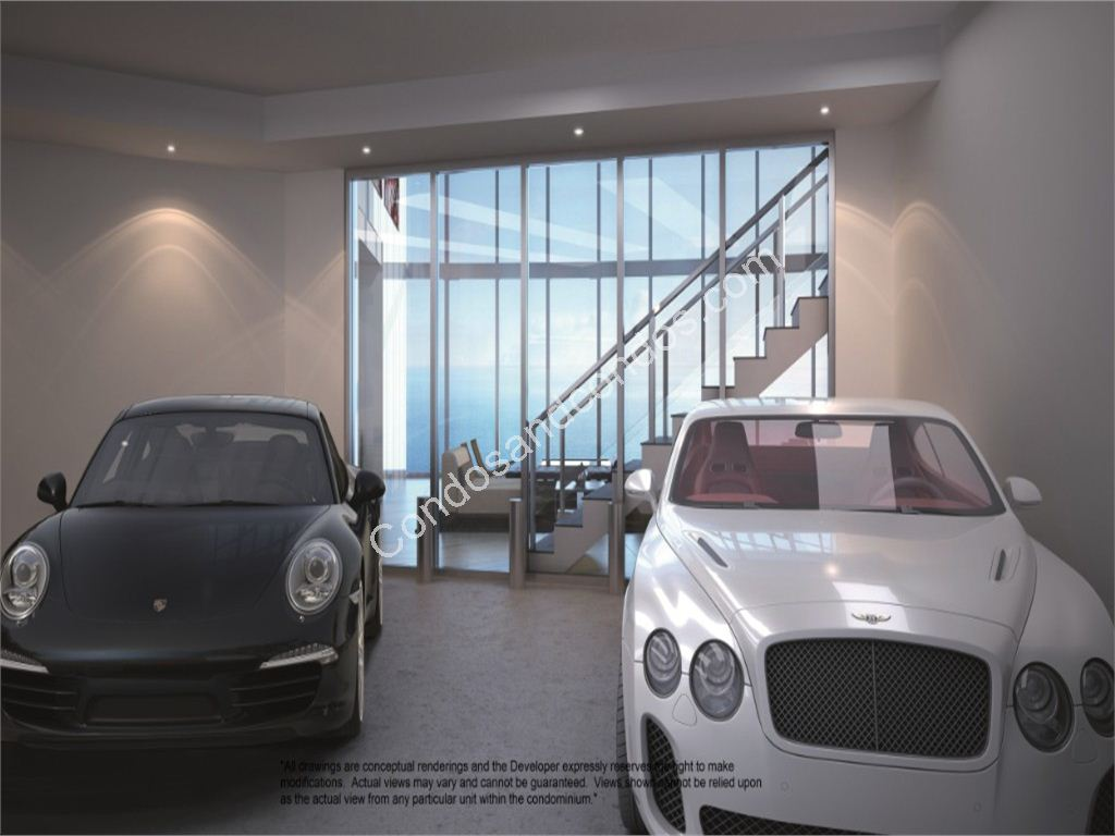 2 and 4 Car Private Garages
