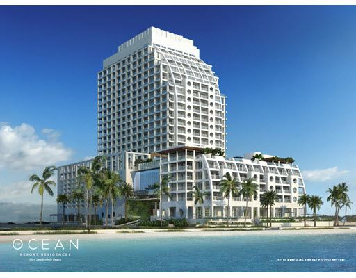 Conrad Fort Lauderdale Beach Residences Condo for Sale