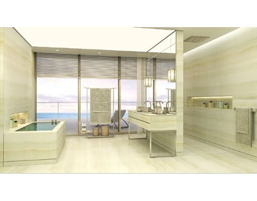 Armani Master Bathroom View