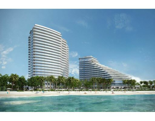 Auberge Beach Residences Fort Lauderdale Condo for Sale