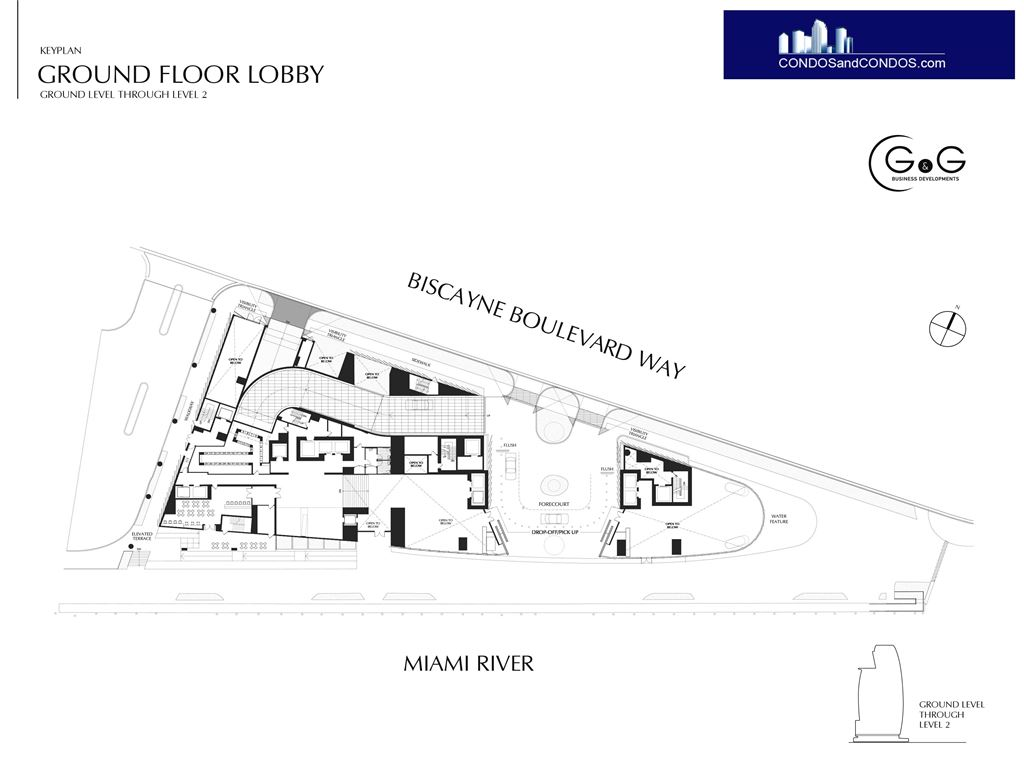 Preconstruction Aston Martin Residences Condos 300 Biscayne Blvd Way Miami Fl 33131