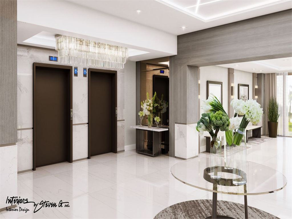 Private Elevators And Vestibules To All Residences