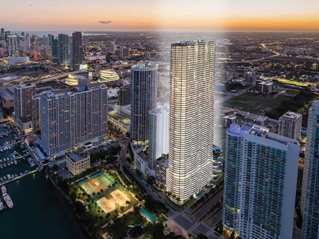 Aria on the Bay Condo for Sale
