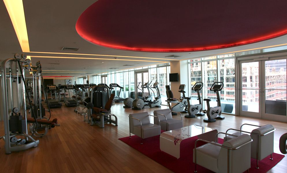 500 Brickell Gym