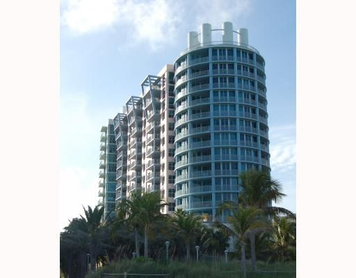 1500 Ocean Drive View from Beach
