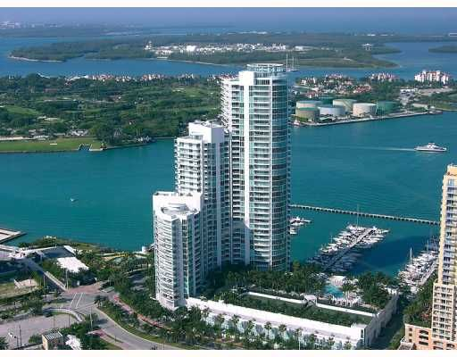 Murano at Portofino - 4.5 bayfront acre site with 3 building towers