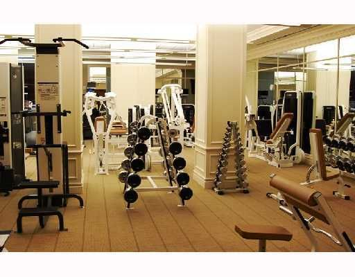 Exclusive, state-of-the-art spa and fitness center