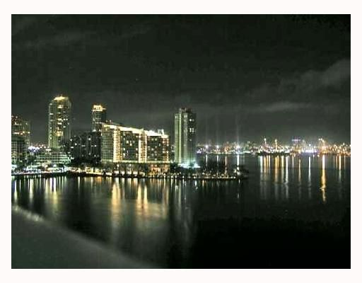 At Night the City lights up and you'll see it all from your Jade Brickell terrace