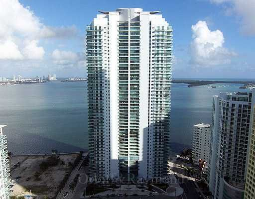 Jade Brickell Condo was built on 2.5 acres on Biscayne Bay in Downtown Miami