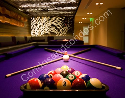 Enjoy a game of Pool in the lounge