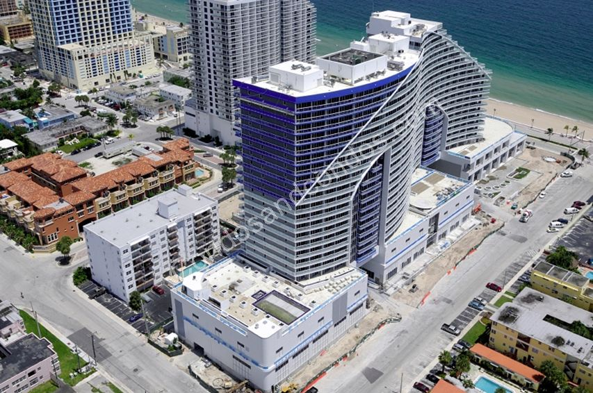W Fort Lauderdale - perfectly situated on 315 ft. of Atlantic Ocean frontage
