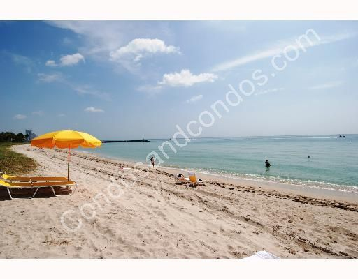 Miles of sunny, pristine beach at your door-step