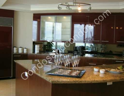 Kitchens complete with wine cooler