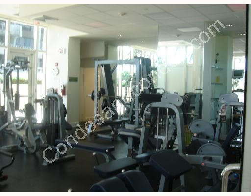 4,000 square foot fitness center/spa
