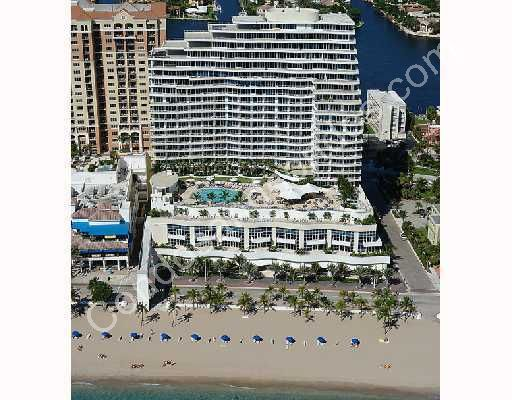 The Ritz Carlton Fort Lauderdale enjoys several breathtaking vistas