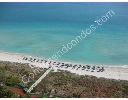 500 feet of immaculate beach with cabanas
