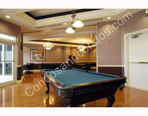 Billiard and entertainment center