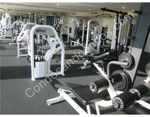 Fully equipped state-of-the-art fitness center