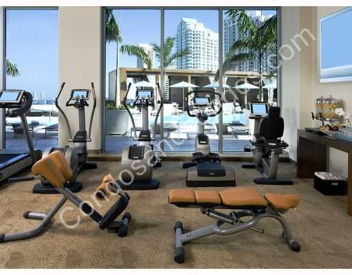 Exhale, state-of-the-art Spa + Fitness Center