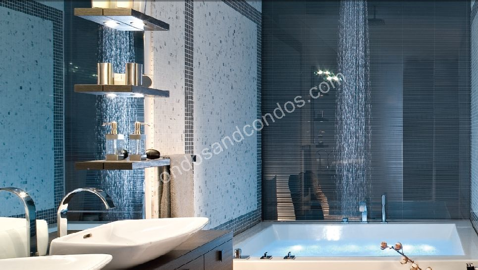 Epic Residences Master Bath