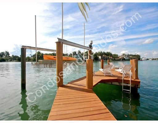 Large fully equipped docks