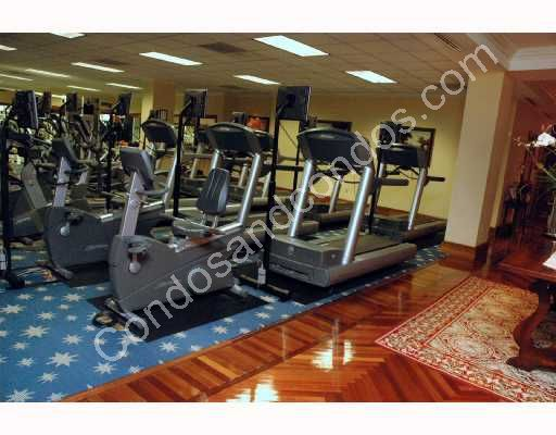 World class fitness center