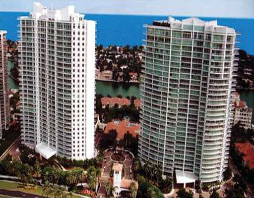 Porto Vita Condos rise above the Ocean & Intracoastal Waterway