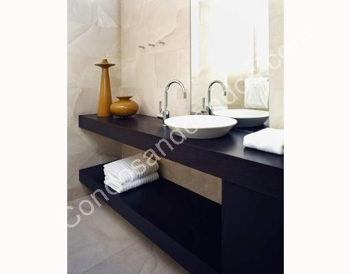 Spa-style basin sink