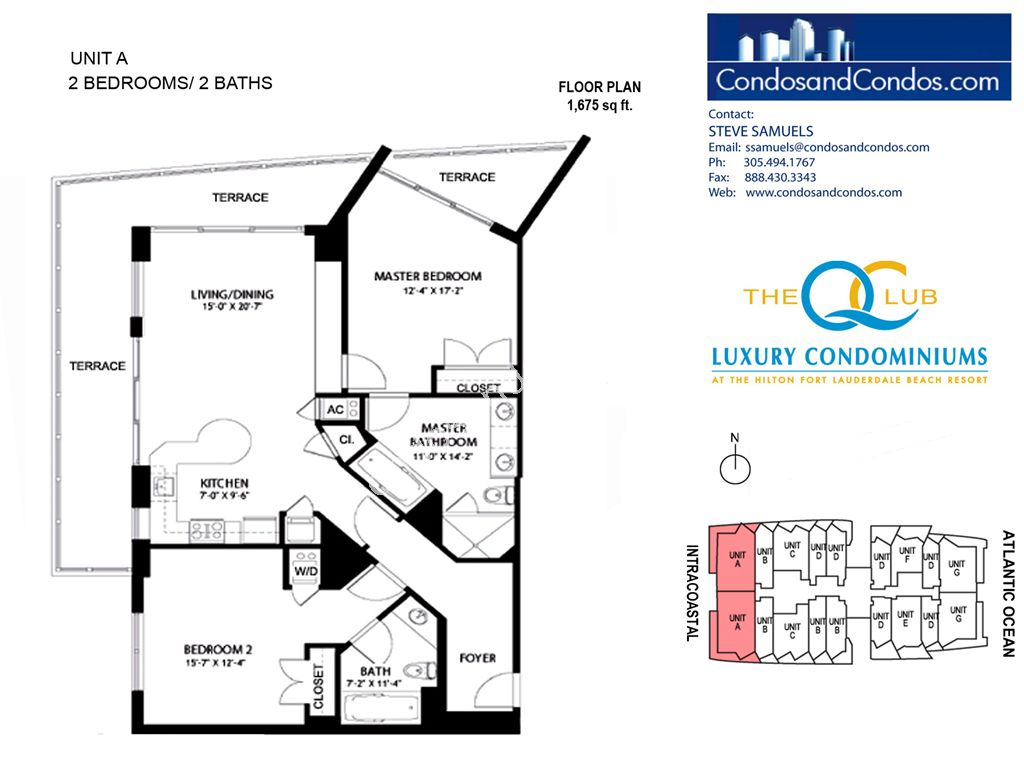 Hilton q club ft lauderdale beach resort condos for sale 2 bedroom suites in fort lauderdale