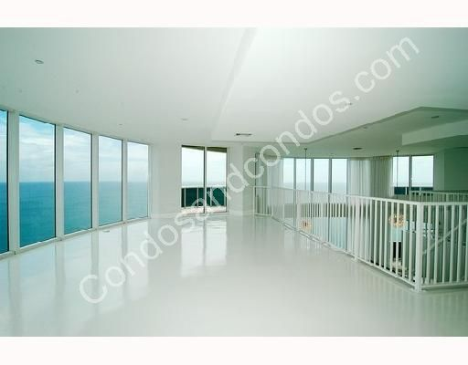 2nd floor with window wall and private balcony
