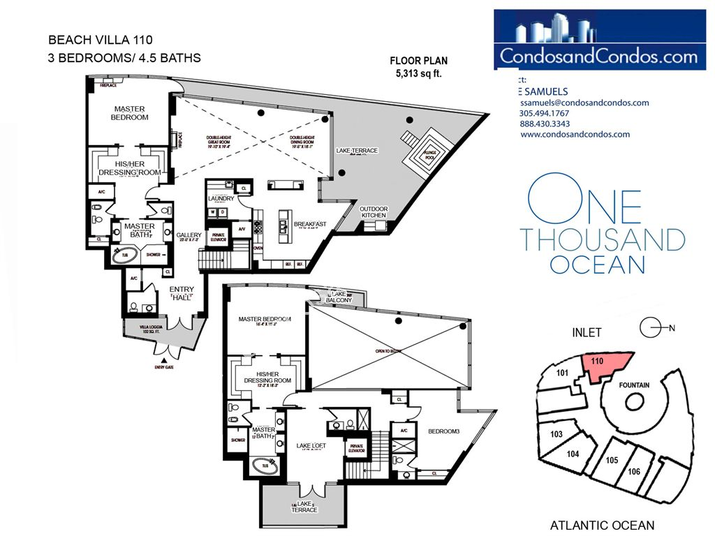 One Thousand Ocean Condos for Sale Boca Raton