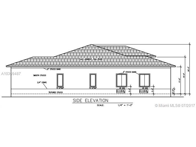 Pre-construction!!! Brand new intelligent Smart Home!!! 4 bedrooms, 3 bathrooms. Impact windows and doors, Spanish porcelain tiles throughout house, high ceilings of 12 feet, Italian kitchen with Quartz countertop, and much more! Large pool with child fence, quiet area with A schools. Seller is willing to offer seller financing.
