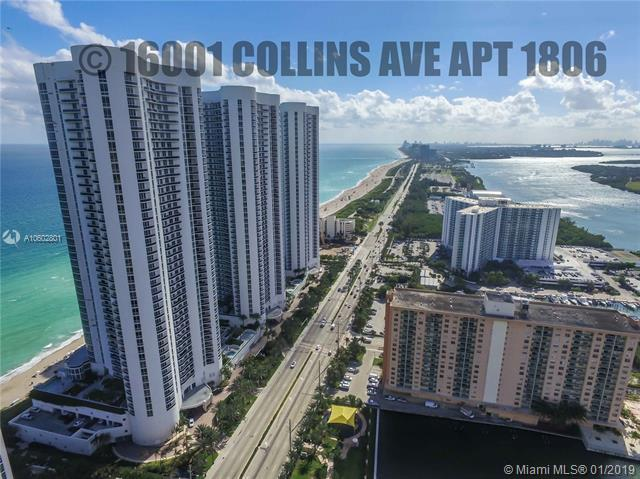 Photo of 16001 Collins Ave #3807 listing for Sale