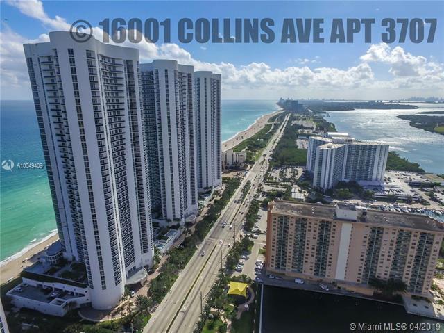 Photo of 16001 Collins Ave #3707 listing for Sale