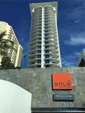 Photo of 17315 Collins Ave #2103 listing for Sale