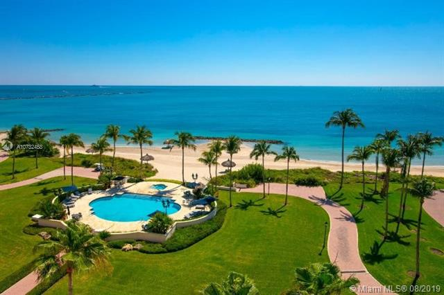 Photo of 7600 Fisher Island Dr #7671 listing for Sale