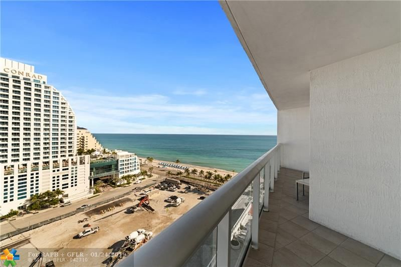 Photo of 505 Fort Lauderdale Beach Blvd #1506 listing for Sale