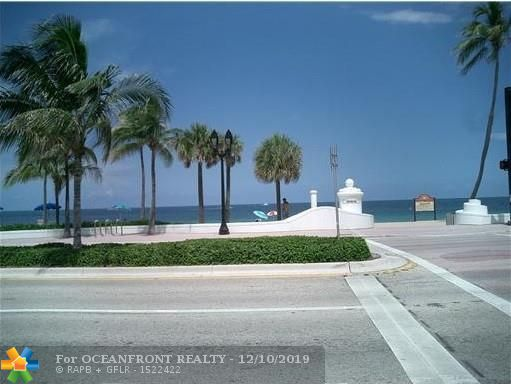 Photo of 505 FT LAUDERDALE BCH BL #2305 listing for Sale