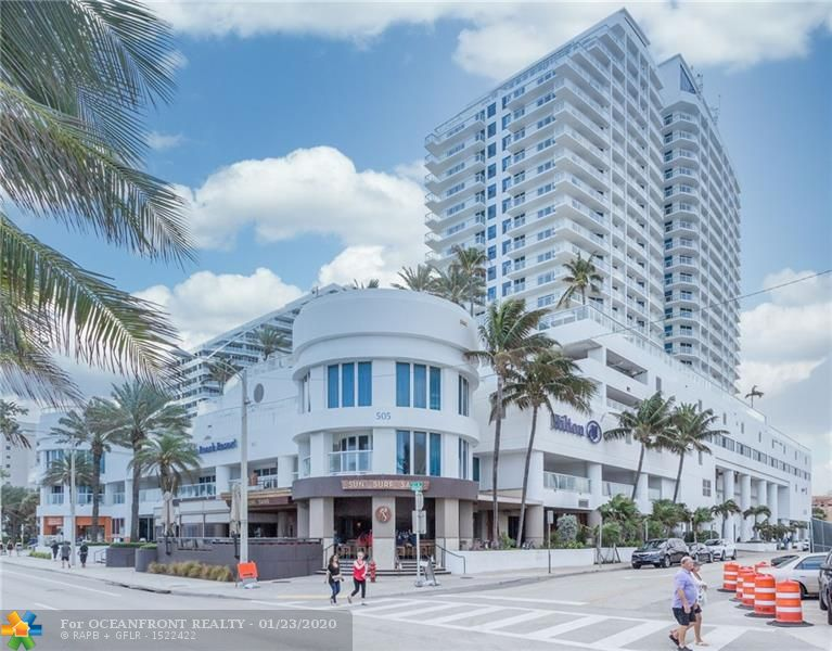 Photo of 505 Fort Lauderdale Beach Blvd #1815 listing for Sale