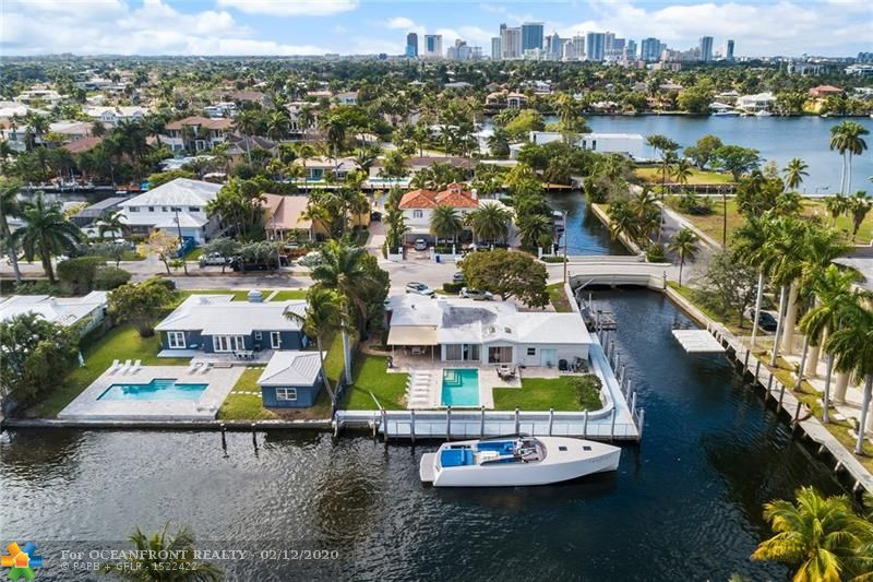 Over 215ft water frontage with highly desirable East exposure!