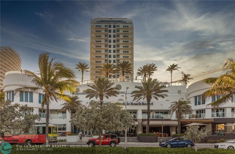 Photo of 505 Fort Lauderdale Beach Blvd #1909 listing for Sale