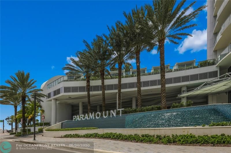 Photo of 701 Fort Lauderdale Blvd #1604 listing for Sale
